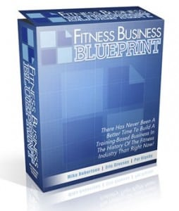 Fitness Business Bluepring