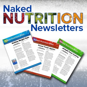 Naked Nutrition Newsletters