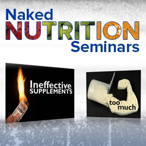 naked nutrition seminars