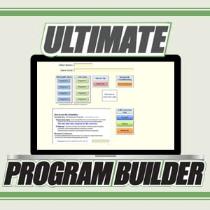 Ultimate Program Builder
