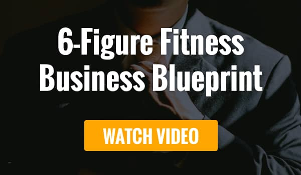 Learn how to build a six or multiple six figure personal training business in this free video training