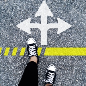 Choose the right direction - marketing plan