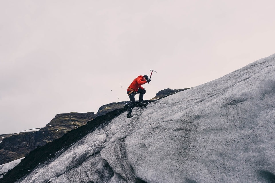 Mountain Climbing - Business Lessons