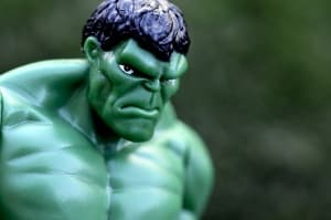 Incredible hulk - marketing strengths