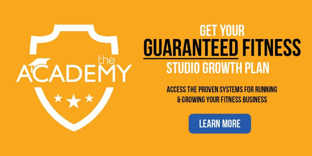 The Academy - Upgrade Marketing