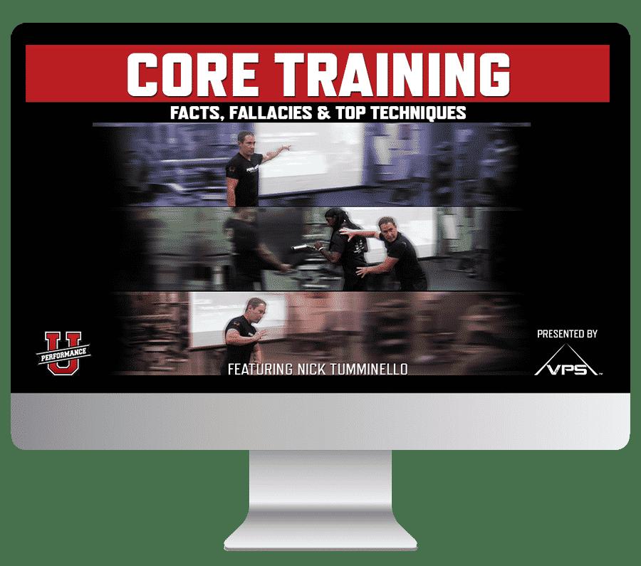 coretrainingfacts - Fitness Revolution